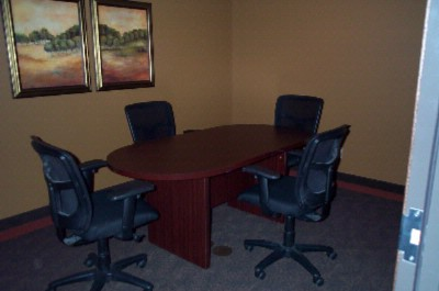 We Offer A Small Complimentary Board Room 8 of 11