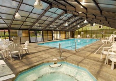 Indoor Heated Pool & Spa 3 of 5