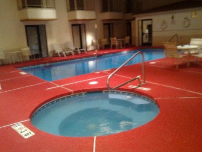 Indoor Pool & Hot Tub W/ Rooms Opening To Pool 4 of 5