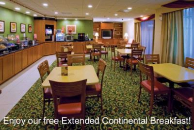Free Continental Breakfast 3 of 10