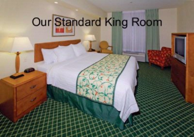 Standard King Suite 6 of 10