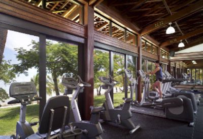 Resort Gym 6 of 8