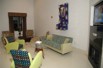 Relax In Our Spacious Lobby 6 of 10