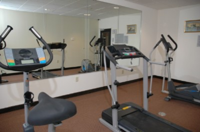 Workout In Our Fitness Room 7 of 10