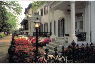 Savannah Historic Homes 9 of 10