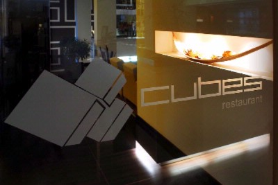 Cubes Restaurant 9 of 10
