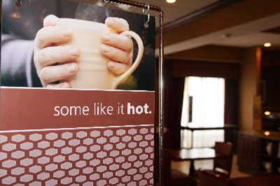 Enjoy Hampton Inn\'s Specialty Coffee Served Fresh In Our Lobby 24-7 12 of 20