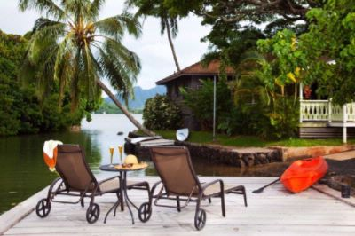 Enjoy A Relaxing Afternoon Lounging On Kaneohe Bay 11 of 16