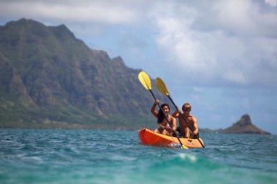 Paradise Bay Resort Offers Kaneohe Bay Kayaking And Eco Tours From The Property 13 of 16