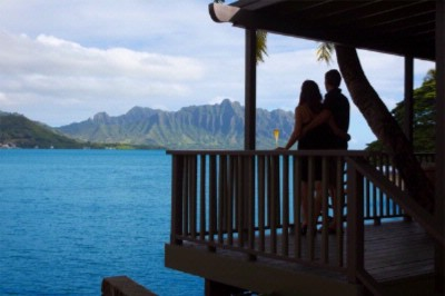 Paradise Bay Resort Bayfront Suite W/kualoa And Ocean Views Starting At $245 A Night 9 of 16