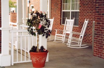 Rocking Chairs On The Front Porch 3 of 16