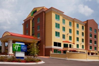 Holiday Inn Express Hotel & Suites Chaffee 1 of 11