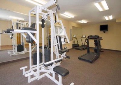 Exercise Room With Television 5 of 21