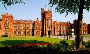 Queens University Of Belfast 7 of 8