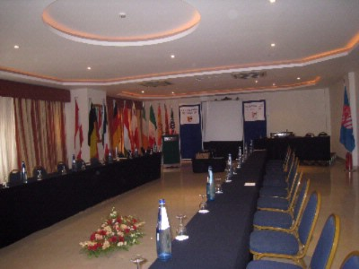 Conference At The Imperial Hotel 15 of 16