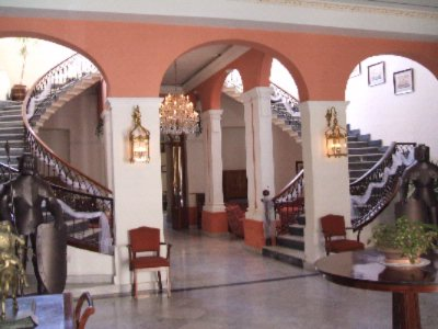 Main Staircase In Hotel Lobby 3 of 16