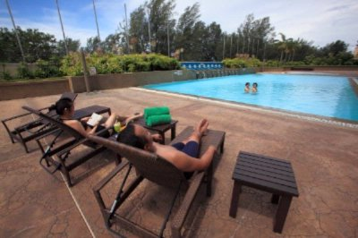 Swimming Pool-Operating Hours: 8am To 8pm 4 of 7