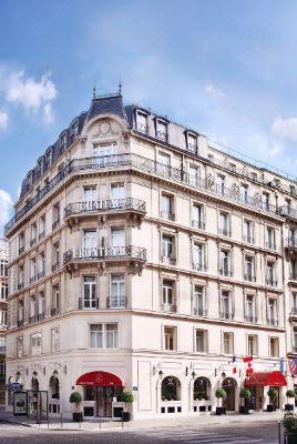 Chateau frontenac paris for Chateau hotel paris