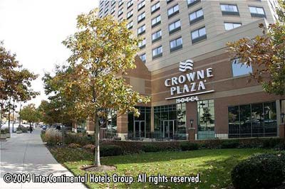 Image of Crowne Plaza Hotel Downtown Columbus Ohio