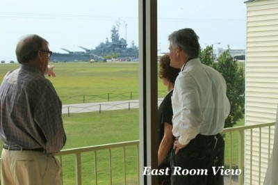 Room With East View Of Battleship 9 of 9