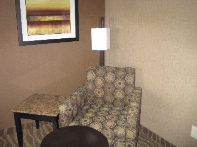 Guest Room Seating Area 9 of 16