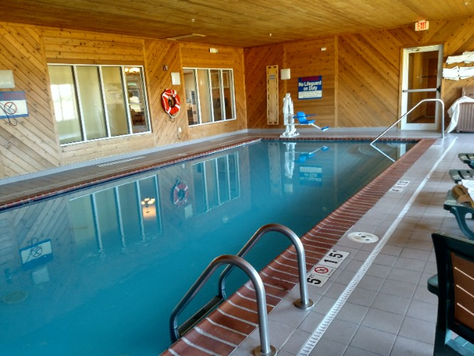 Indoor Heated Swimming Pool 11 of 23