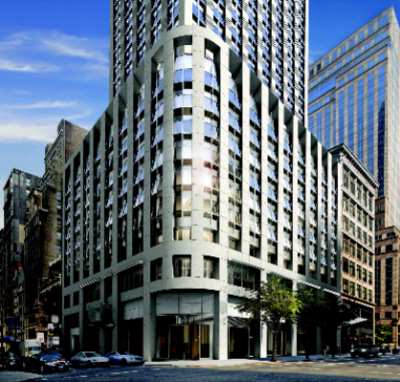 Image gallery langham new york for Top luxury hotels in new york