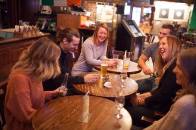 Meet And Make New Friends At Finn\'s Irish Pub 17 of 23