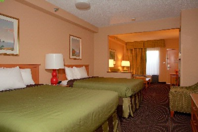 One Room Suite With Two Queen Beds. 19 of 19