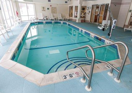 Indoor Heated Pool 6 of 16