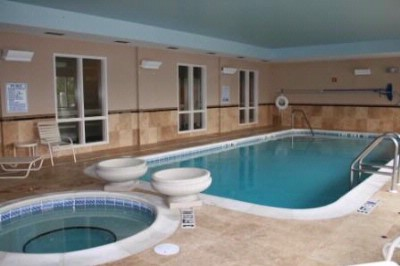 Beautiful Indoor Pool And Spa. 14 of 21