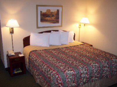 Renovated King Bedded Room With Updated Bedding 7 of 10