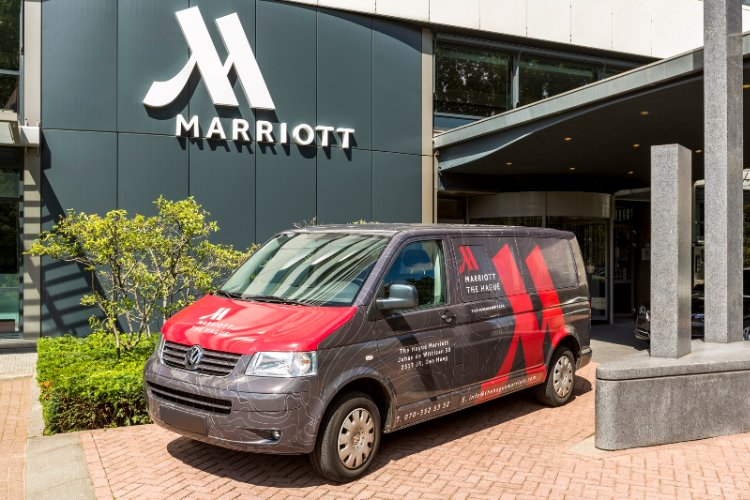 Marriott Shuttle Van 28 of 31