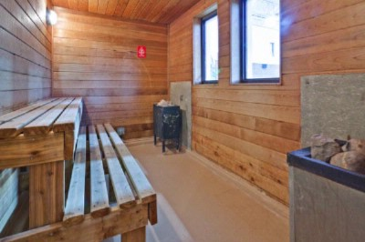 Forget About Your Worries In Our Enjoyable Sauna. 6 of 12