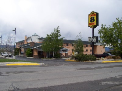 Entrance To Helena Super 8 7 of 7