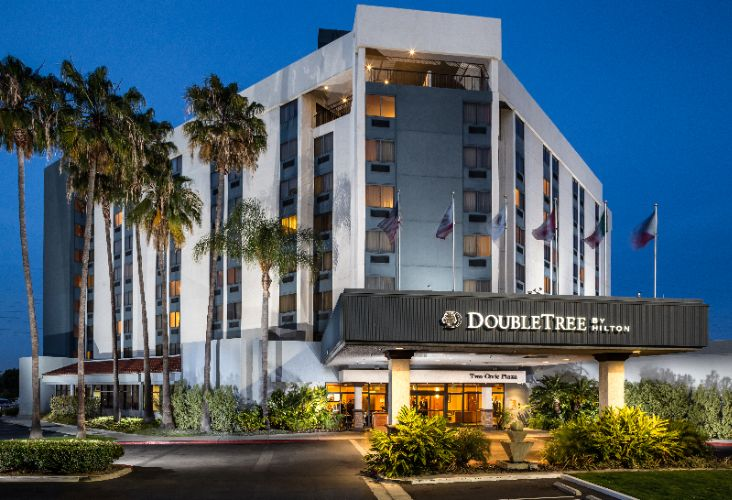 Queen Mary Hotel Long Beach Parking DOUBLETREE BY H...