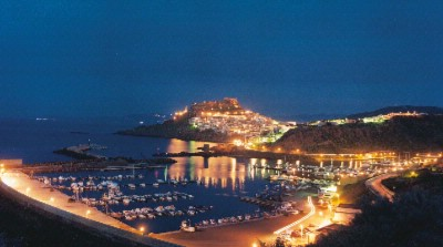 Castelsardo By Night 9 of 10