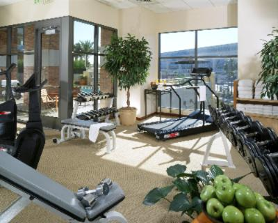 Complimentary Fitness Center 5 of 10