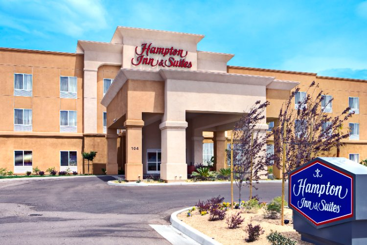 Hampton Inn & Suites 1 of 14