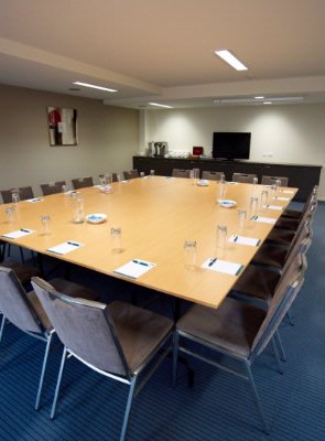 Conference Room -Boardroom Set Up 14 of 16