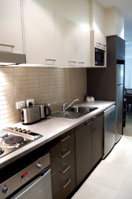 1 Bedroom Apartment -Fully Equipped Kitchen 4 of 16
