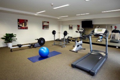 Onsite Gymnasium For Inhouse Guests 10 of 16