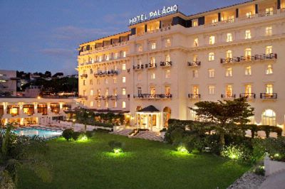 Hotel Palacio Estoril Golf Spa Rua Particular Cascais 2769 504