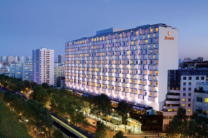 Paris Marriott Rive Gauche Hotel & Conference Cent 1 of 21