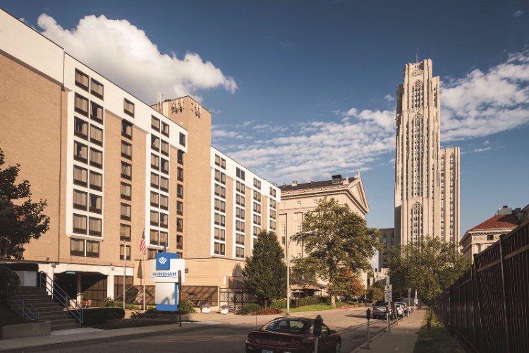 Wyndham Pittsburgh University Center 100 Lytton Ave Pa 15213