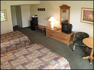 Deluxe Room With Two Double Beds 6 of 11