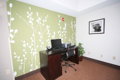 Sleep Inn & Suites-Harbour Pointe-Business Center-Always There For You! 8 of 13