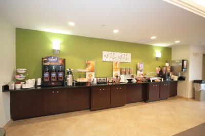 Sleep Inn & Suites-Harbour Pointe Who\'s Ready For Our Hot Morning Medley Breakfast! 10 of 13