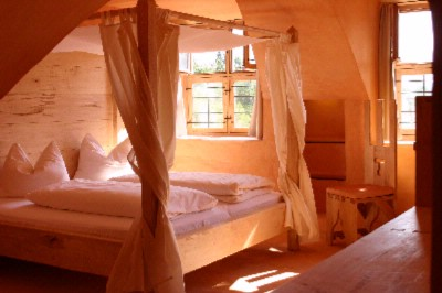 Double Room Standart With Four Poster Bed 3 of 9