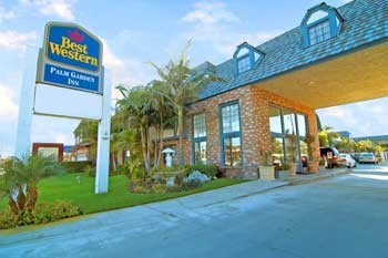 BEST WESTERN PALM GARDEN INN Westminster CA 13659 Beach 92683